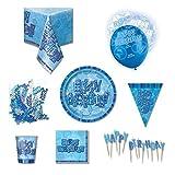 kit anniversaire bleu –  Happy Birthday 511X yncCsL