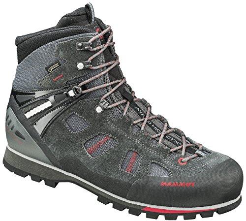 Mammut Ayako High GTX Men Backpacking/Hiking Footwear (High) graphite-inferno