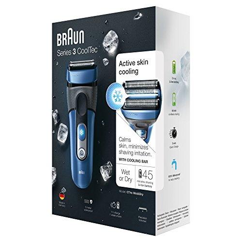 Afeitadora Braun CoolTec CT4s