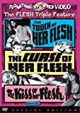 Touch of Her Flesh & Curse of & Kiss of Her Flesh [DVD] [1967] [Region 1] [US Import] [NTSC]