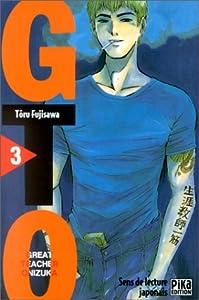 GTO : Great Teacher Onizuka Edition simple Tome 3