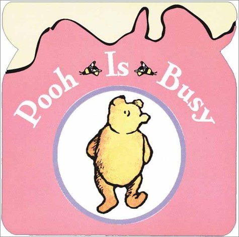 Pooh's Busy Day: Pooh Rattle Totes