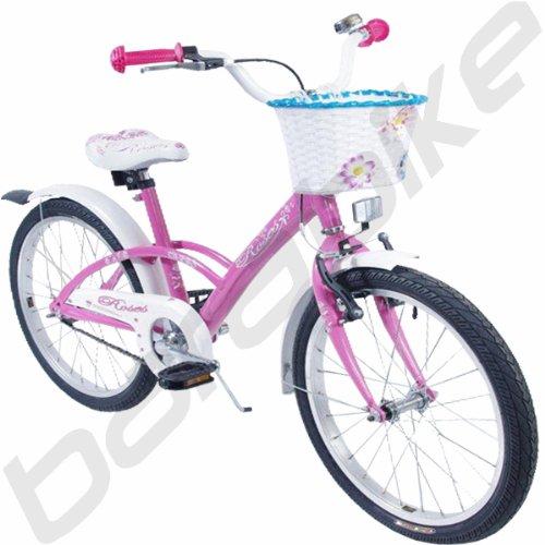 """barabike 20ROS-PIN Kinderfahrrad 20\"""" Zoll Kinderrad Rad Bike Fahrrad Spielrad Kinder Kinderfahrräder"""