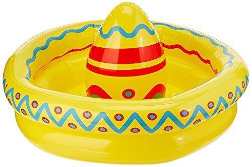 asbarer Kühler Sombrero, 18von 12Zoll (Cinco De Mayo Getränke)