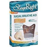 SleepRight nasale Atemhilfe Anti-Schnarch-Zapfen / Anti-Schnarch-Hilfe preisvergleich bei billige-tabletten.eu