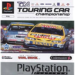 Playstation 1 - TOCA Touring Car Championship