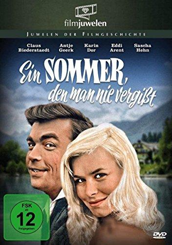 Ein Sommer, den man nie vergisst (Filmjuwelen) [DVD]