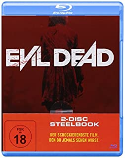 Evil Dead Exclusives (Steelbook)(Cut)[2 Blu-rays]