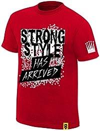 """Nakamura """"Fuerte Estilo ha llegado"""" Authentic camiseta"""
