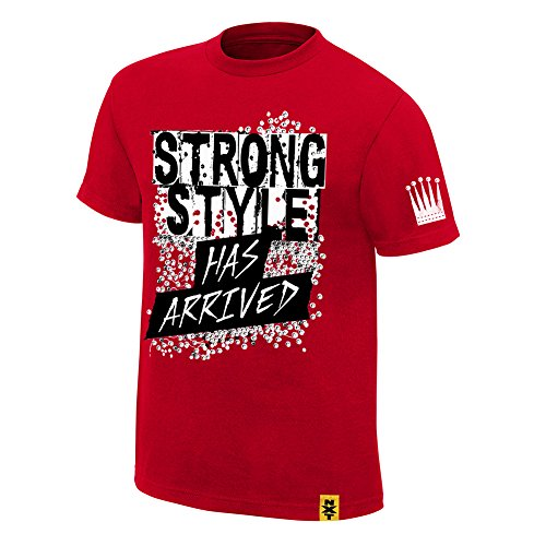 "Nakamura ""Strong Style Has Arrived"" Authentic T-Shirt"