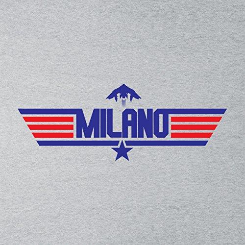 Guardians Of The Galaxy Milano Top Gun Women's Vest Heather Grey