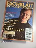 Fachblatt MusikMagazin, Heft 7 -12 1990 in einem Band gebunden.