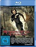 Resident Evil: Retribution [Blu-ray] -