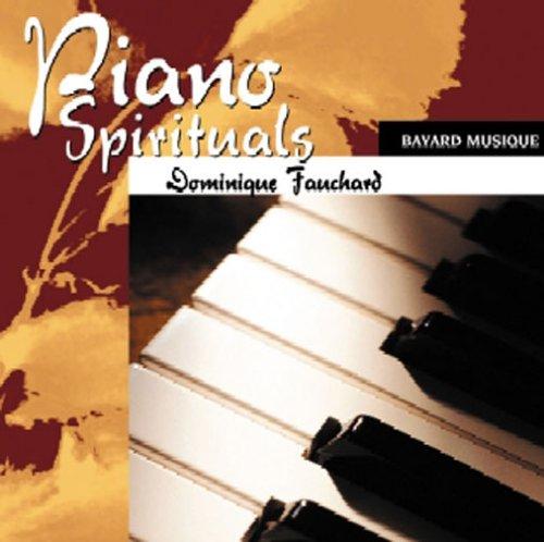 Piano Spirituals (FR Import) (K7 CD Gr50)