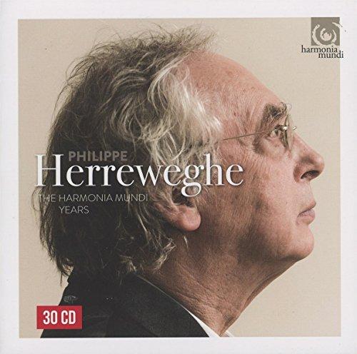 Herreweghe the Harmonia Mundi Years