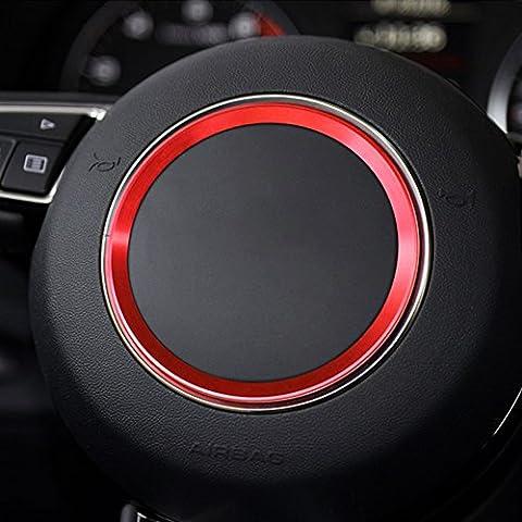 Decorativa Volante–Logo adornan Techos | para Audi A3A4L Q3Q5A5Z91L A7S3S5S7