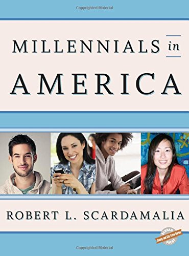 Millennials in America (County and City Extra Series)