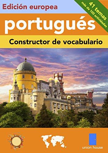 Constructor de vocabulario portugués (Editión europea) por Rebecca Margison