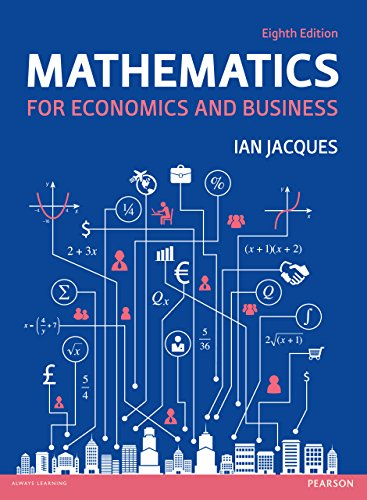 Mathematics for Economics and Business (Law Express)
