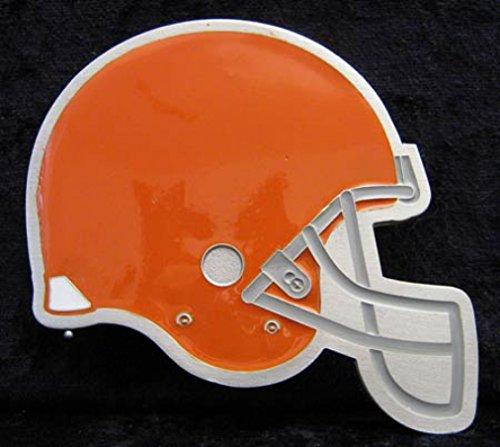 CLEVELAND BROWNS NFL Buckle Gürtelschnalle NEU USA (Cleveland Browns-gürtelschnalle)