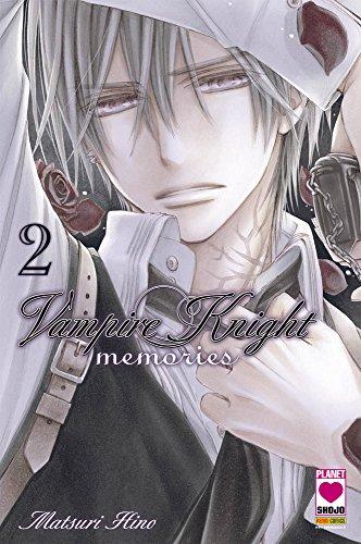 Vampire Knight memories: 2 (Planet Shojo) por Matsuri Hino