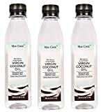 #10: Maxcare Virgin Coconut Oil (Cold Pressed) 250ML Pack of 3