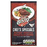 Best Beef Gravies - Bisto Chef's Specials Rich Beef Gravy with Cracked Review