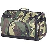 Transporttasche HundeHundebox für 2.5 - 4 kg Hunde und Katzen Hundetasche Katzentasche Tragebox 51*35*25 cm