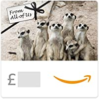 From All of Us - Amazon.co.uk eGift Voucher
