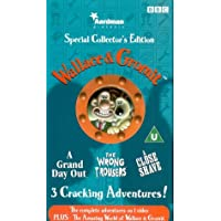 Wallace and Gromit Special Collector's Edition - 3 Cracking Adventures