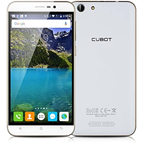 CUBOT Note S 3G Smartphone - 5.5