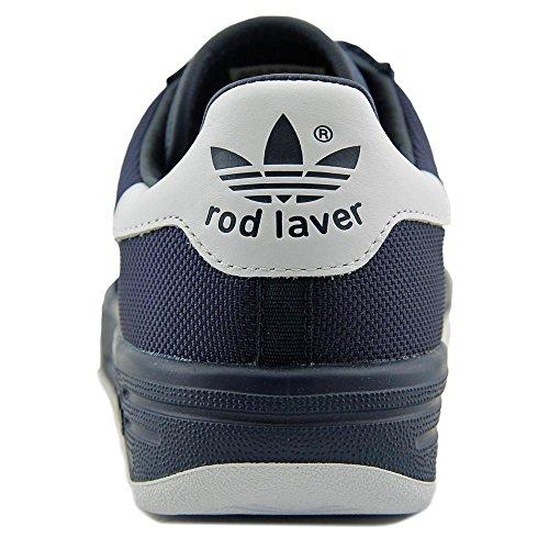 Adidas Rod Laver Hommes Synthétique Baskets Conavy-Conavy-Ftwwht