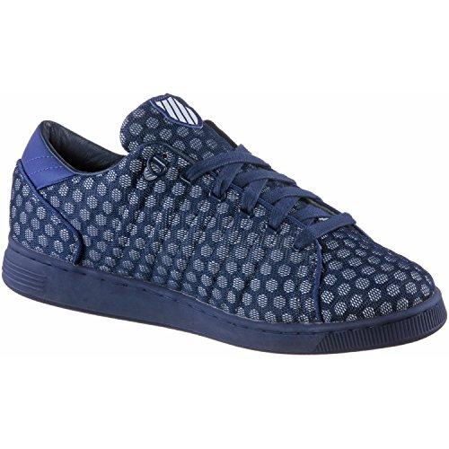 K Uomo Tt Basse Azzurro Rflctv Bianco Lozan Iii Sneakers swiss Ox06FwrO