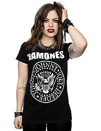 Ramones mujer Presidential Seal Camiseta