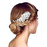 Handgemachte Haarspange mit Tüll