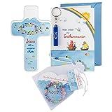 MaMeMi Kommunion-Geschenke-Set für Mädchen