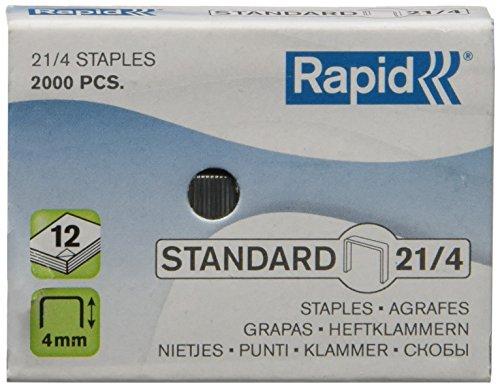 Rapid 21/4 - Caja de grapas 2000 unidades