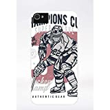 Générique Coque Champions Cup Hockey Compatible iphone 4 Transparent