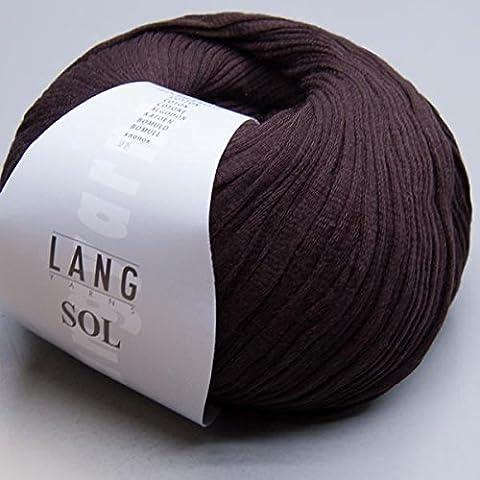 Long yarns sol 0068 chocolat