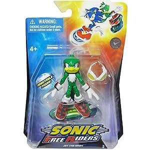 Sonic The Hedgehog 3-inch Free Riders Figure Jet