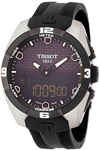Tissot montre T-Touch Expert solaire T0914204705100pour homme [Regular Importé marchandises]