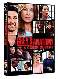 Grey's Anatomy : L'intégrale saison 1 - Coffret 2 DVD: DVD