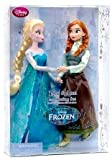 Disney Frozen 11 Inch Doll Set Elsa & An...