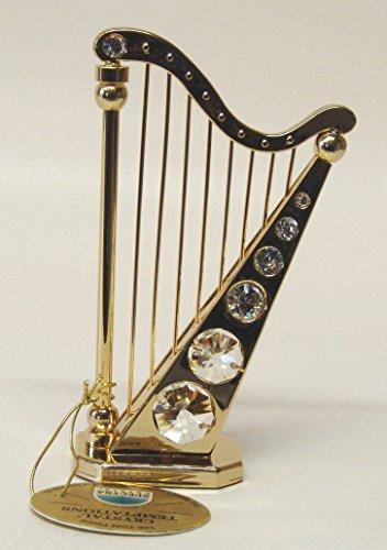 swarovski-components-crystal-temptations-arpa-in-oro-oro-harp-cristalli-swarovski-24-carati-placcata