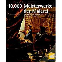 10.000 Meisterwerke der Malerei, 11 CD-ROMs