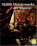 10.000 Meisterwerke der Malerei, 11 CD-ROMs Bild