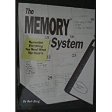 Memory System: Remember Everything You Need When You Need it