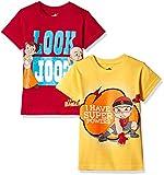 Chhota Bheem Boys' T-Shirt (Pack of 2) (...