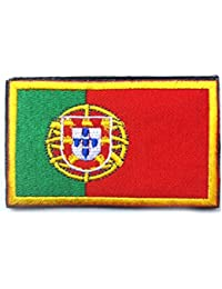 Ndier Bandera Brazalete Banderas al Aire Libre Bandera Parche Bordado Brazalete Bandera de Países Elegantes Magia