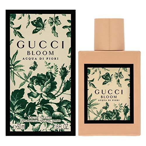 Gucci Bloom Acqua di Fiori Eau de Toilette, 50 ml (Gucci Von Florale)